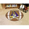 "FANMATS East Carolina Football Rug 20.5""x32.5"""