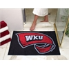 "FANMATS Western Kentucky All-Star Mat 33.75""x42.5"""