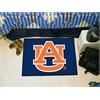 "FANMATS Auburn Starter Rug 19""x30"""