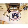 "FANMATS Auburn Baseball Mat 27"" diameter"