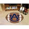 "FANMATS Auburn Football Rug 20.5""x32.5"""