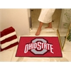 "FANMATS Ohio State All-Star Mat 33.75""x42.5"""