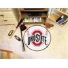 "FANMATS Ohio State Baseball Mat 27"" diameter"