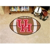 "FANMATS Houston Football Rug 20.5""x32.5"""