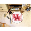 "FANMATS Houston Baseball Mat 27"" diameter"