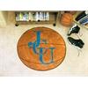 """FANMATS John Carroll Basketball Mat 27"""" diameter"""