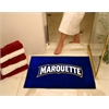 "FANMATS Marquette All-Star Mat 33.75""x42.5"""