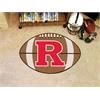 "FANMATS Rutgers Football Rug 20.5""x32.5"""