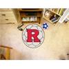 FANMATS Rutgers Soccer Ball