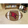 "FANMATS Saginaw Valley State Football Rug 20.5""x32.5"""