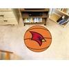"FANMATS Saginaw Valley State Basketball Mat 27"" diameter"