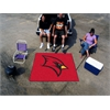 FANMATS Saginaw Valley State Tailgater Rug 5'x6'