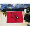 "FANMATS Saginaw Valley State Starter Rug 19""x30"""