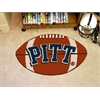 "FANMATS Pittsburgh Football Rug 20.5""x32.5"""