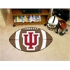 "FANMATS Indiana Football Rug 20.5""x32.5"""
