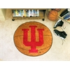 "FANMATS Indiana Basketball Mat 27"" diameter"