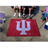 FANMATS Indiana Tailgater Rug 5'x6'