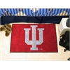 "FANMATS Indiana Starter Rug 19""x30"""