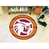 "FANMATS Cal State - Chico Basketball Mat 27"" diameter"