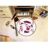 "FANMATS Cal State - Chico Baseball Mat 27"" diameter"