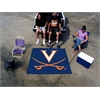 FANMATS Virginia Tailgater Rug 5'x6'