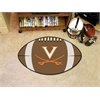"FANMATS Virginia Football Rug 20.5""x32.5"""
