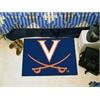 "FANMATS Virginia Starter Rug 19""x30"""