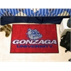 "FANMATS Gonzaga Starter Rug 19""x30"""