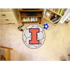 FANMATS Illinois Soccer Ball