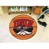 """FANMATS UNLV Basketball Mat 27"""" diameter"""