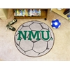 FANMATS Northern Michigan Soccer Ball