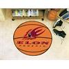 """FANMATS Elon Basketball Mat 27"""" diameter"""