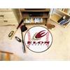 """FANMATS Elon Baseball Mat 27"""" diameter"""