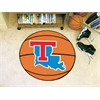 "FANMATS Louisiana Tech Basketball Mat 27"" diameter"