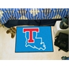 "FANMATS Louisiana Tech Starter Rug 19""x30"""