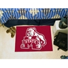 "FANMATS Mississippi State Starter Rug 19""x30"""