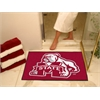 "FANMATS Mississippi State All-Star Mat 33.75""x42.5"""