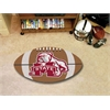 "FANMATS Mississippi State Football Rug 20.5""x32.5"""
