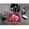FANMATS Mississippi State Tailgater Rug 5'x6'