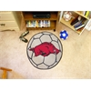 FANMATS Arkansas Soccer Ball