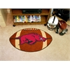 "FANMATS Arkansas Football Rug 20.5""x32.5"""