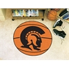 "FANMATS Arkansas-Little Rock Basketball Mat 27"" diameter"