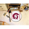 "FANMATS Arkansas-Little Rock Baseball Mat 27"" diameter"