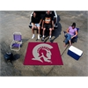 FANMATS Arkansas-Little Rock Tailgater Rug 5'x6'