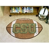 "FANMATS Colorado State Football Mat 27"" diameter"