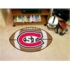 "FANMATS St. Cloud State Football Rug 20.5""x32.5"""