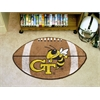 "FANMATS Georgia Tech Football Rug 20.5""x32.5"""