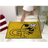 "FANMATS Georgia Tech All-Star Mat 33.75""x42.5"""