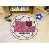 FANMATS Arkansas State Soccer Ball