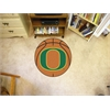 "FANMATS Oregon Basketball Mat 27"" diameter"